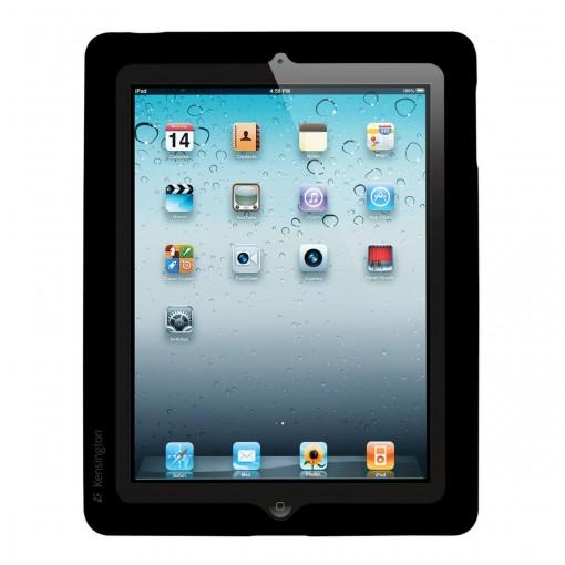 BlackBelt Proteção Lateral para iPad 4, 3 e 2 Preta