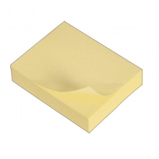Bloco Adesivo Tili Notes 38x50mm 400 folhas Amarelo