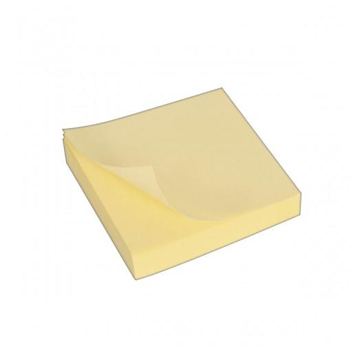 Bloco Adesivo Tili Notes 76x76mm 100 folhas Amarelo