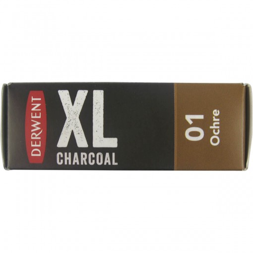 Bloco XL Carvão Vegetal Ochre