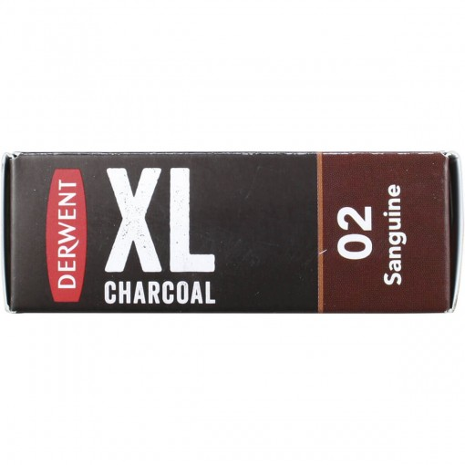 Bloco XL Carvão Vegetal Sanguine