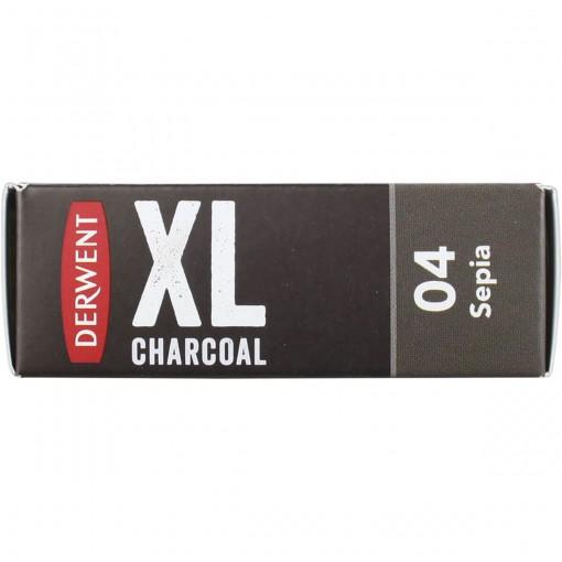 Bloco XL Carvão Vegetal Sepia
