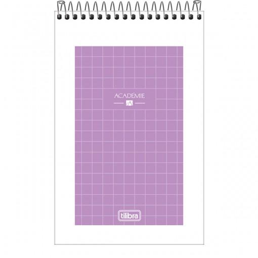 Caderneta Apontamentos Académie 60 Folhas (Pacote com 20 unidades) - Sortido