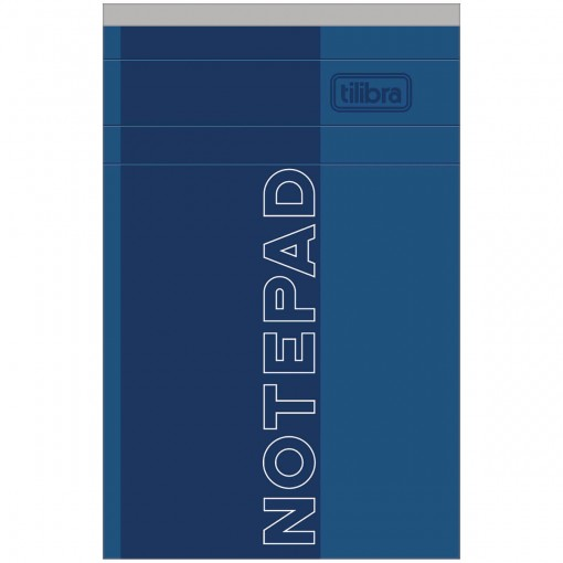 Caderneta Grampeada ao Alto P Icon 80 Folhas (Pacote com 5 unidades) - Sortido