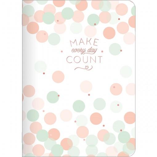 Caderneta Grampeada Soho 32 Folhas (Pacote com 5 unidades) - Sortido