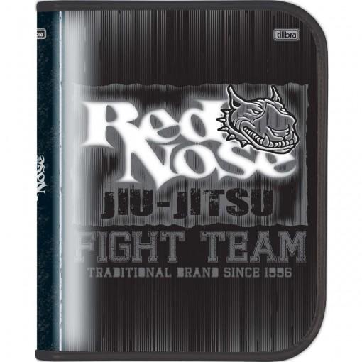 Caderno Argolado Cartonado Universitário Red Nose 48 Folhas - Sortido