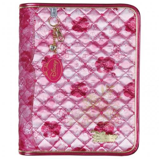 Caderno Escolar Argolado Top Princesas