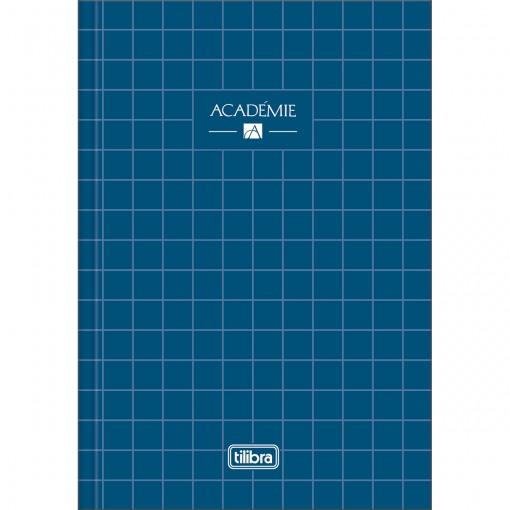 Caderno Brochura Capa Dura 1/4 Académie Feminino 80 Folhas (Pacote com 5 unidades) - Sortido