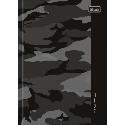 Caderno Brochura Capa Dura 1/4 Hide 80 Folhas (Pacote com 5 unidades) - Sortido