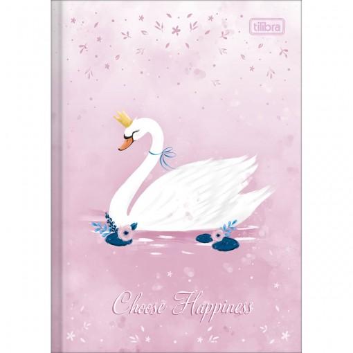Caderno Brochura Capa Dura 1/4 Royal 80 Folhas (Pacote com 5 unidades) - Sortido