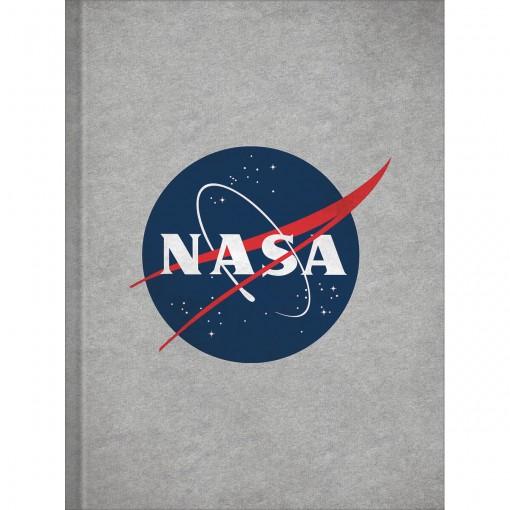 Caderno Brochura Capa Dura Universitário Nasa 80 Folhas (Pacote com 5 unidades) - Sortido