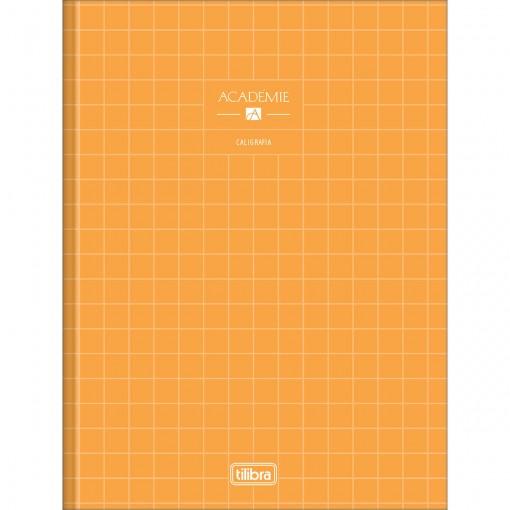 Caderno de Caligrafia Brochura Capa Dura Académie Feminino 40 Folhas (Pacote com 10 unidades) - Sortido