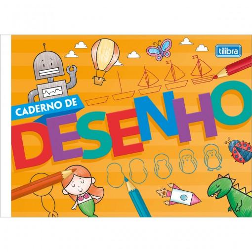 Caderno de Desenho Académie 40 Folhas