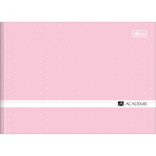 Caderno de Desenho Brochura Capa Dura Académie Feminino 40 Folhas (Pacote com 15 unidades) - Sortido