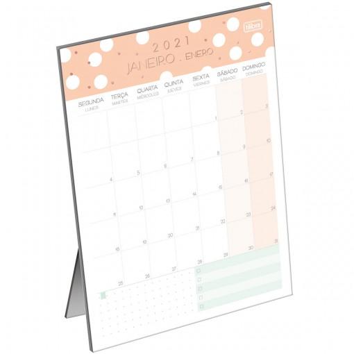 Calendário Planner de Mesa Soho 2021