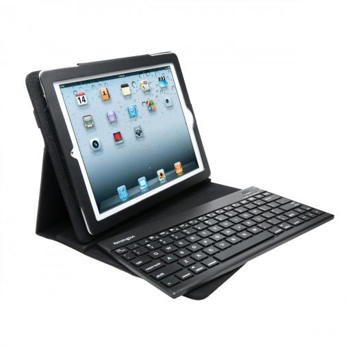 KeyFolio Capa com Teclado para iPad 4, 3, e 2