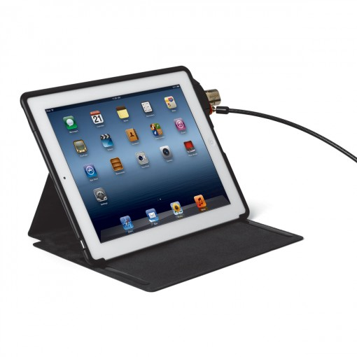 SecureBack Capa Protetora e Base com Trava para iPad 4, 3 e 2 - Kensington