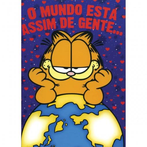 Cartão Amor Garfield (444057)