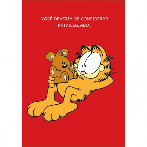 Cartão Amor Garfield (618713)