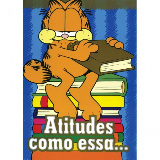 Cartão Formatura Garfield (444723)