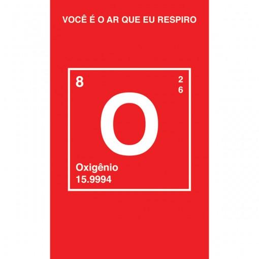 Cartão Magic Moments Amor Estampa Oxigênio - Grafon's