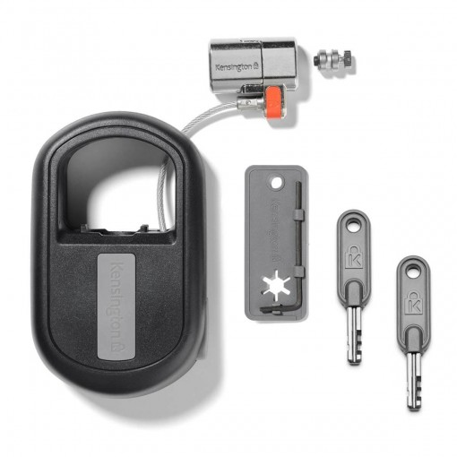 ClickSafe® Trava Retrátil com Cadeado