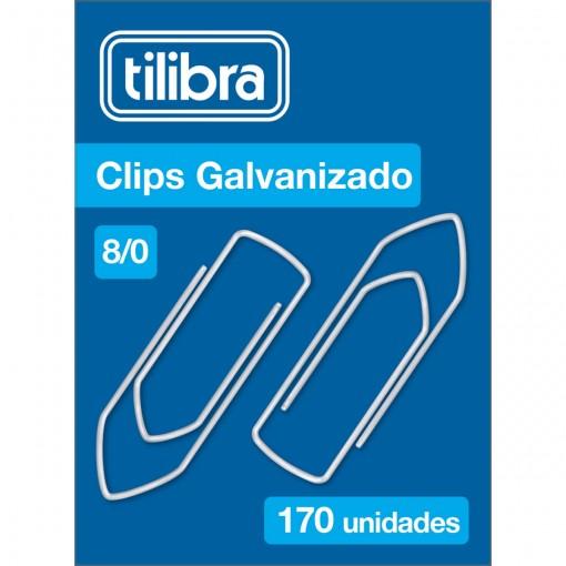 Clips 8/0 Galvanizado 170 Unidades