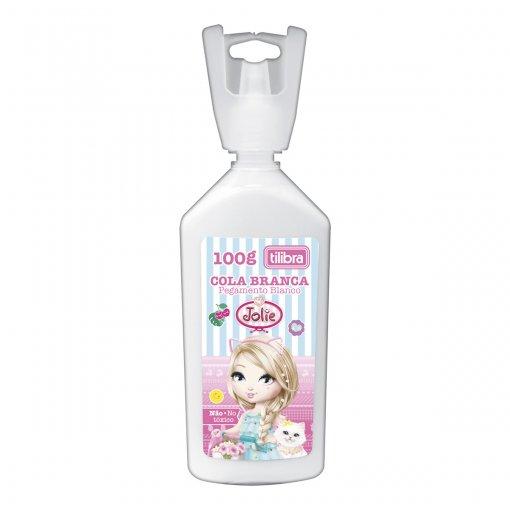 Cola Branca 100g Lavável Jolie