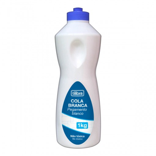 Cola Branca 1kg Lavável