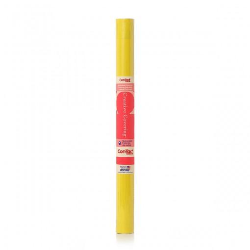 Con-Tact Opaco Amarelo - 45cm x 6m 1 RL