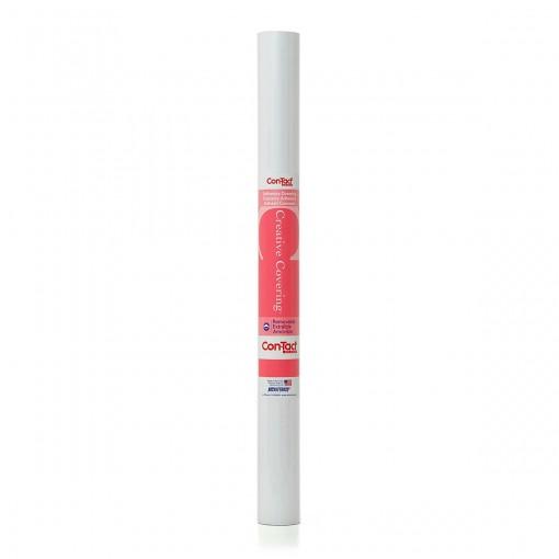 Con-Tact Opaco Branco - 45cm x 6m 1 RL
