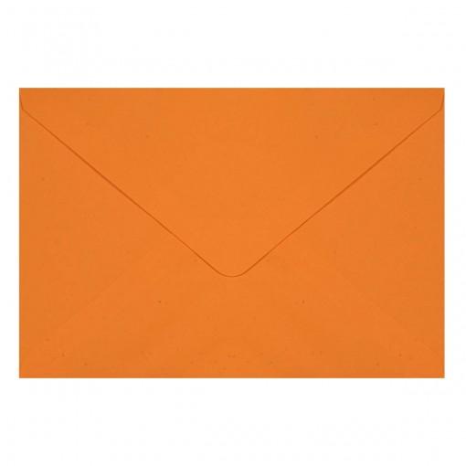 Envelope Carta TB11 Laranja 114x162mm - Caixa c/ 100 unidades