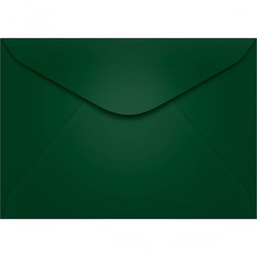 Envelope Carta TB11 Verde 114x162mm - Carta com 100 Unidades