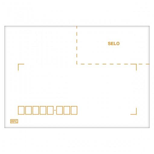 Envelope Carteira Carta com RPC TB12 114x162mm - Caixa com 1000 unidades