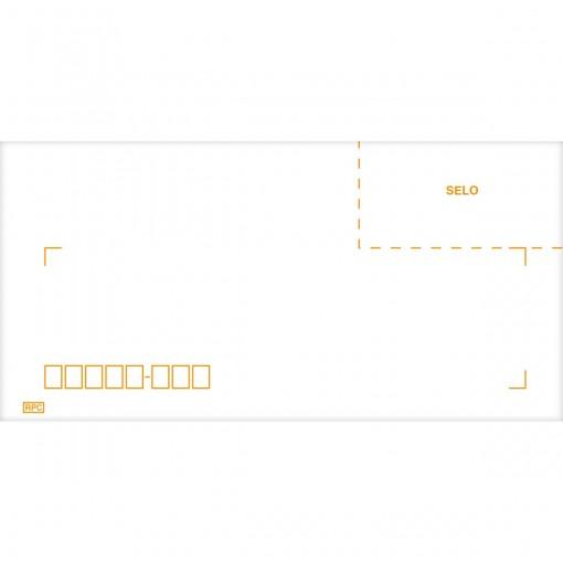 Envelope Carteira Ofício com RPC TB22 114x229mm - Caixa com 1000 Unidades
