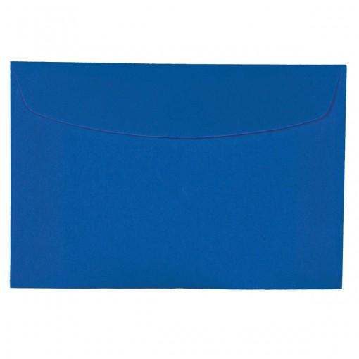 Envelope Convite TB16 Azul 160x235mm - Caixa com 100 Unidades