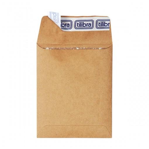 Envelope Saco Kraft Bolha TB18 180x200mm - Caixa com 50 Unidades