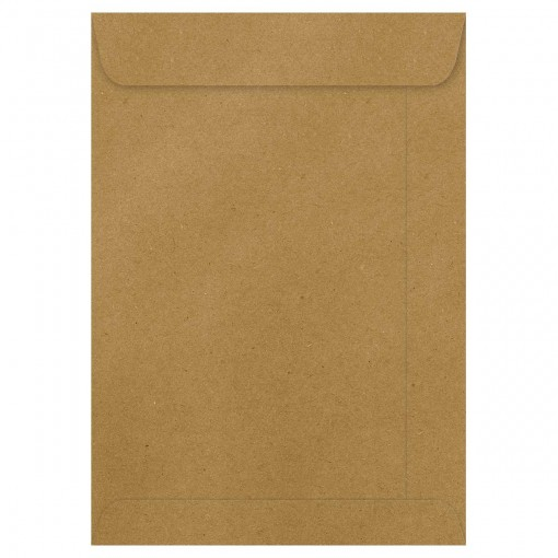 Envelope Saco Kraft Natural KN36 260x360mm - Caixa com 100 Unidades