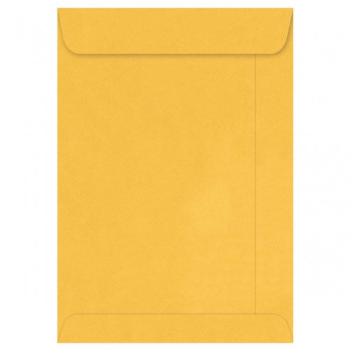 Envelope Saco Ouro KO28 200x280mm - Caixa com 100 Unidades