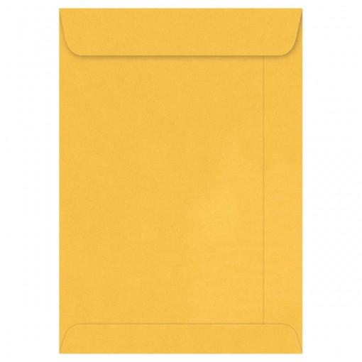 Envelope Saco Ouro KO32 229x324mm - Caixa com 100 Unidades