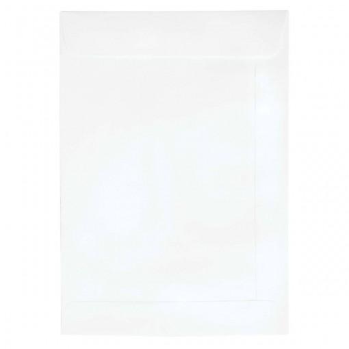 Envelope Saco Branco OF17 110x170mm - Caixa com 250 Unidades