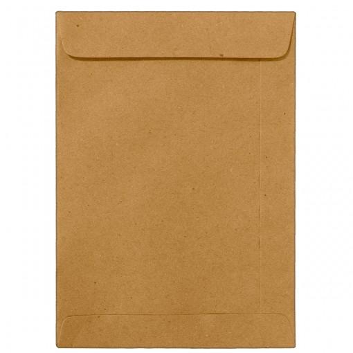 Envelope Saco Kraft Natural KN41 310x410mm - Caixa com 100 Unidades