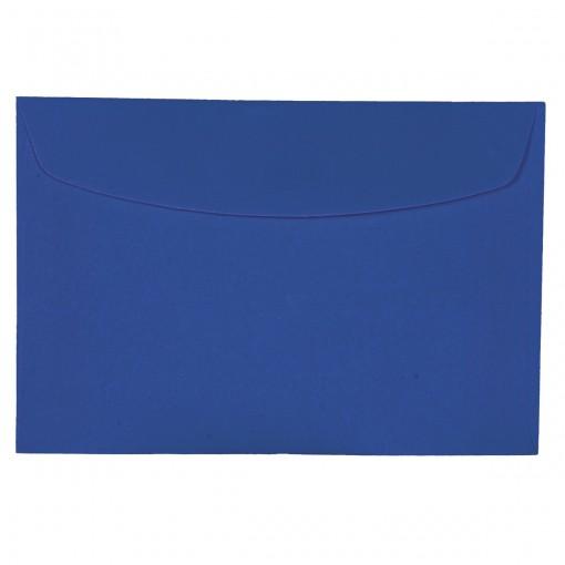 Envelope Visita TB72 Azul Royal 72x108mm - Caixa com 100 Unidades