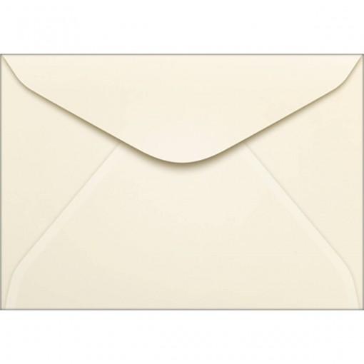 Envelope Visita TB72 Creme 72x108mm - Caixa com 100 Unidades