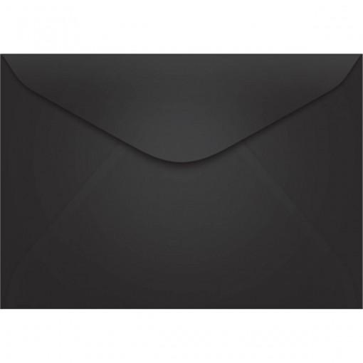 Envelope Visita TB72 Preto 72x108mm - Caixa com 100 Unidades