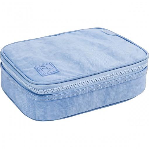 Estojo Box Académie Académie Azul Claro