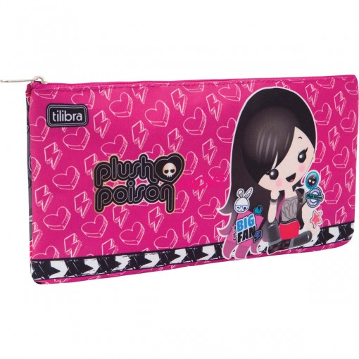 Estojo Slim Plush Poison