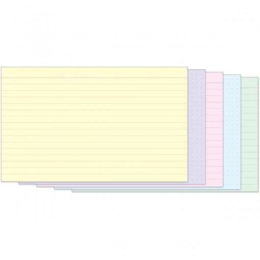 Ficha Colors - Número 3 - 5x8 50 Folhas