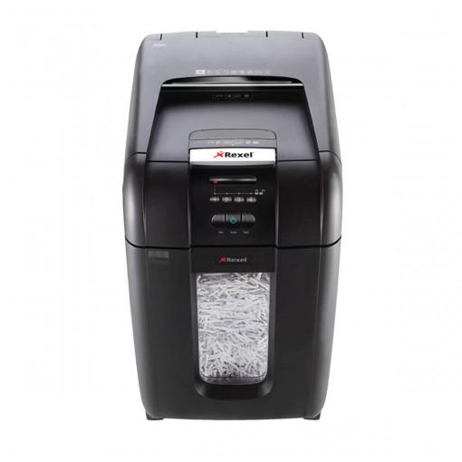 Fragmentadora RECONDICIONADA 300 folhas 220V Automática Supercorte em Partículas 300X