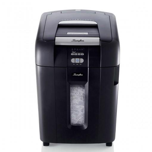 Fragmentadora RECONDICIONADA 500 folhas Alimentação Automática Supercorte em Partículas 220V Swingline 500X